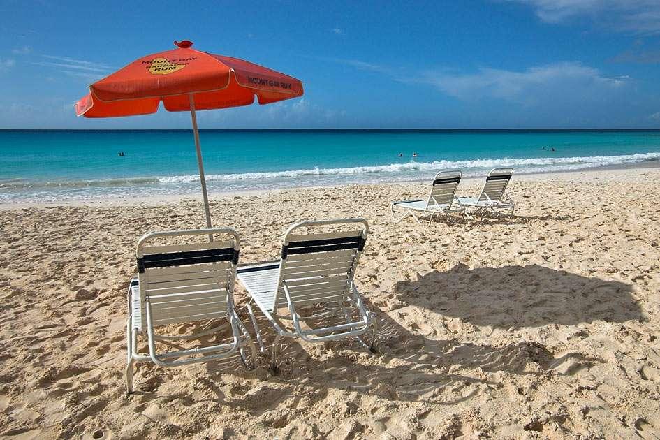 Plaża Rockley - Barbados