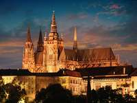 Nocna Praga (Czechy)