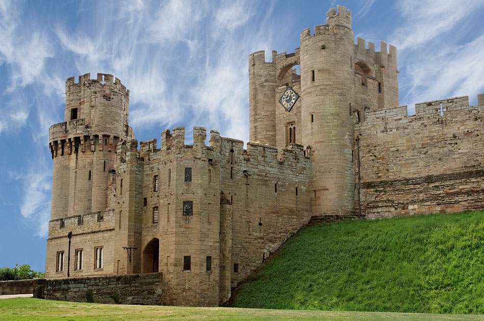 Zamek Warwick (Anglia)