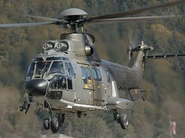 Super Puma / Coguar AS332