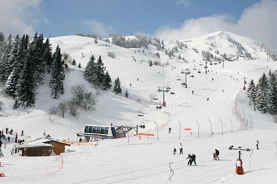 Ośrodek narciarski Lelex-Crozet (Francja) - Ośrodek narciarski Lelex-Crozet położony jest w Jurze francuskiej, w pobliżu Genewy (Szwajcaria). Idealne miejsce do uprawiania narciarstwa dla rodzin z dziećmi. Oferuje łatwe trasy, odpowiednie (9×6)