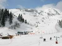 Ośrodek narciarski Lelex-Crozet (Francja)