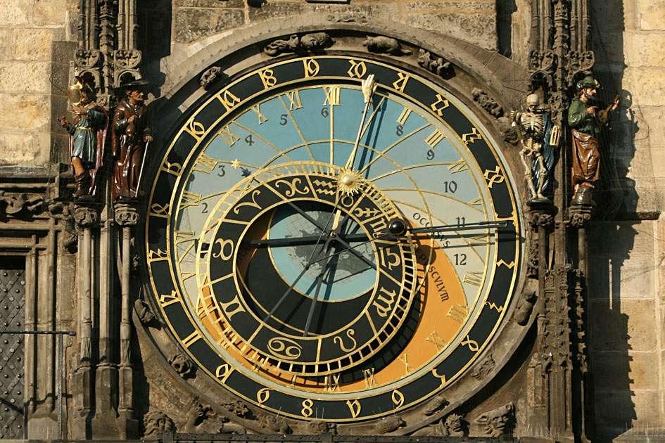 Zegar astronomiczny Orloj (Praga)