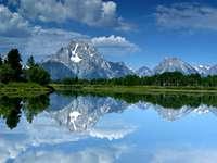 Mount Moran (USA)