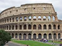 Koloseum w Rzymie (Włochy)