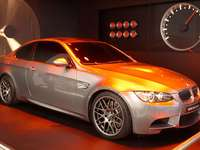 Samochód studyjny BMW M3
