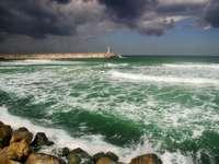 Morze Śródziemne zimą
