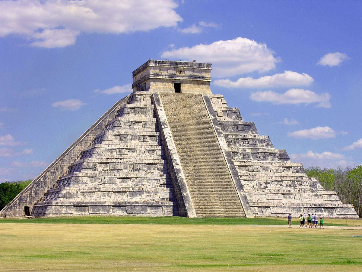 El Castillo - Świątynia Kukulkana (Meksyk)