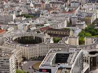Widok na Paryż (Francja)
