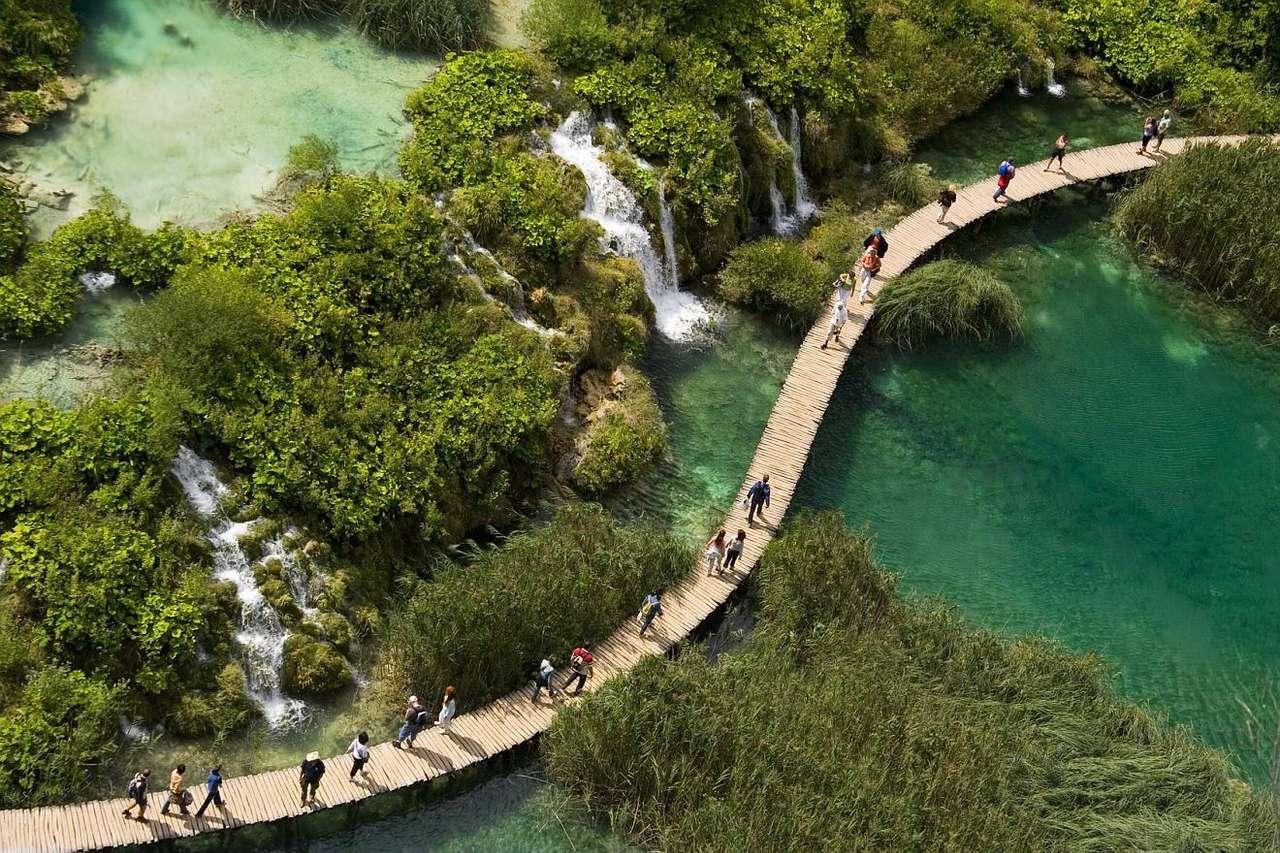 Jeziora Plitwickie (Chorwacja)