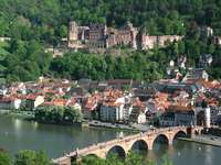 Zamek w Heidelbergu (Niemcy)