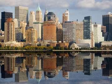 Dolny Manhattan (USA)