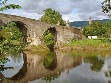 Most pod Stirling (Szkocja)