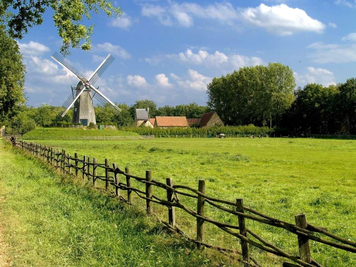 Belgijska wieś
