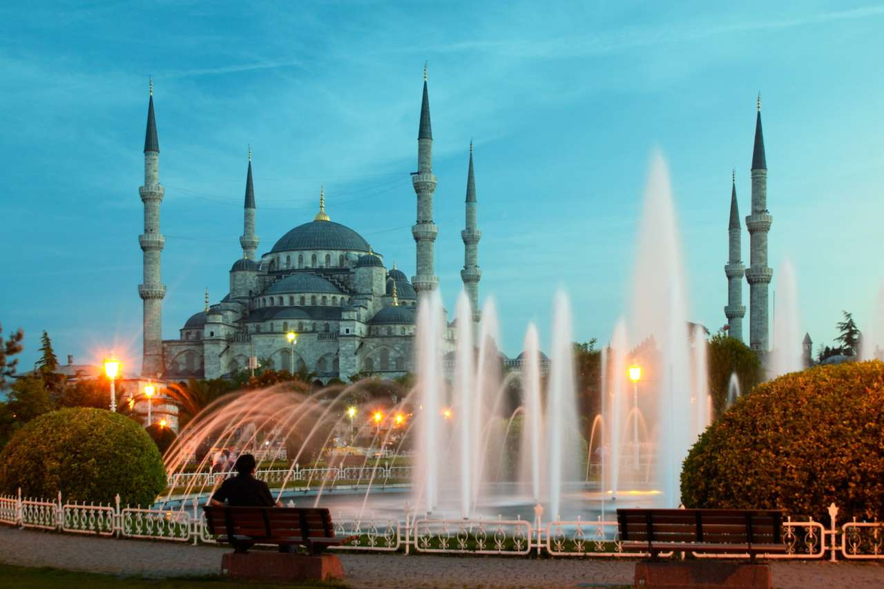 Meczet Sułtana Ahmeda (Turcja)
