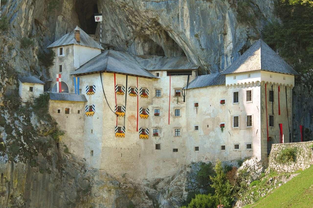 Predjamski Grad (Słowenia) puzzle online
