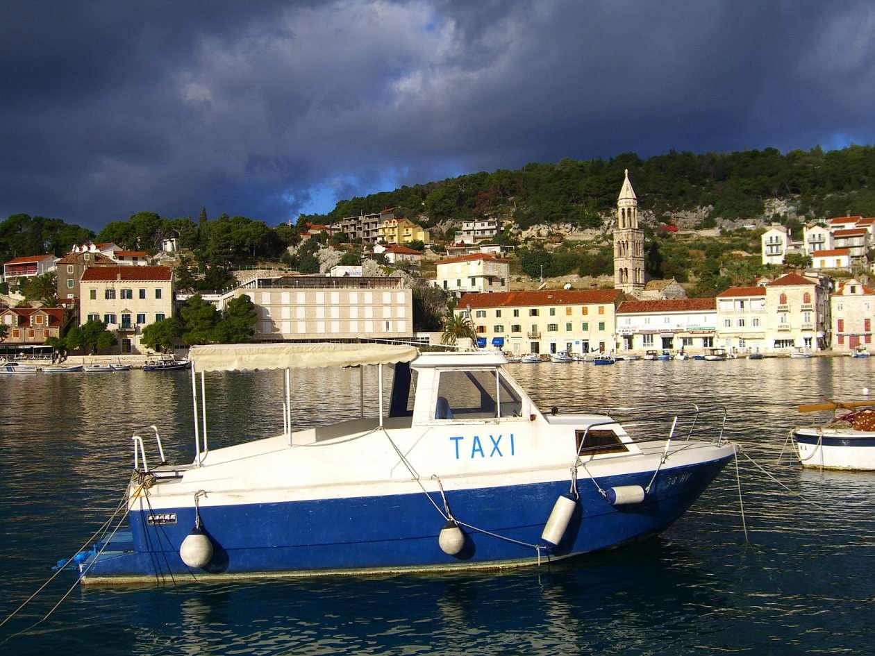 Taksówka wodna (Chorwacja)
