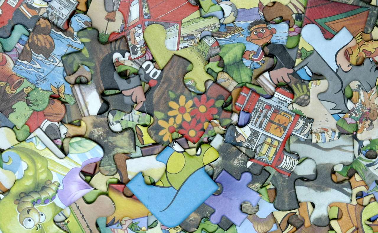 Puzzle puzzle ze zdjęcia