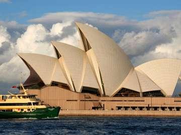Opera w Sydney (Australia)