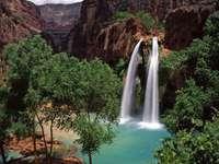 Wodospad Havasu (USA)