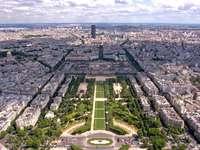 Pole Marsowe w Paryżu (Francja)