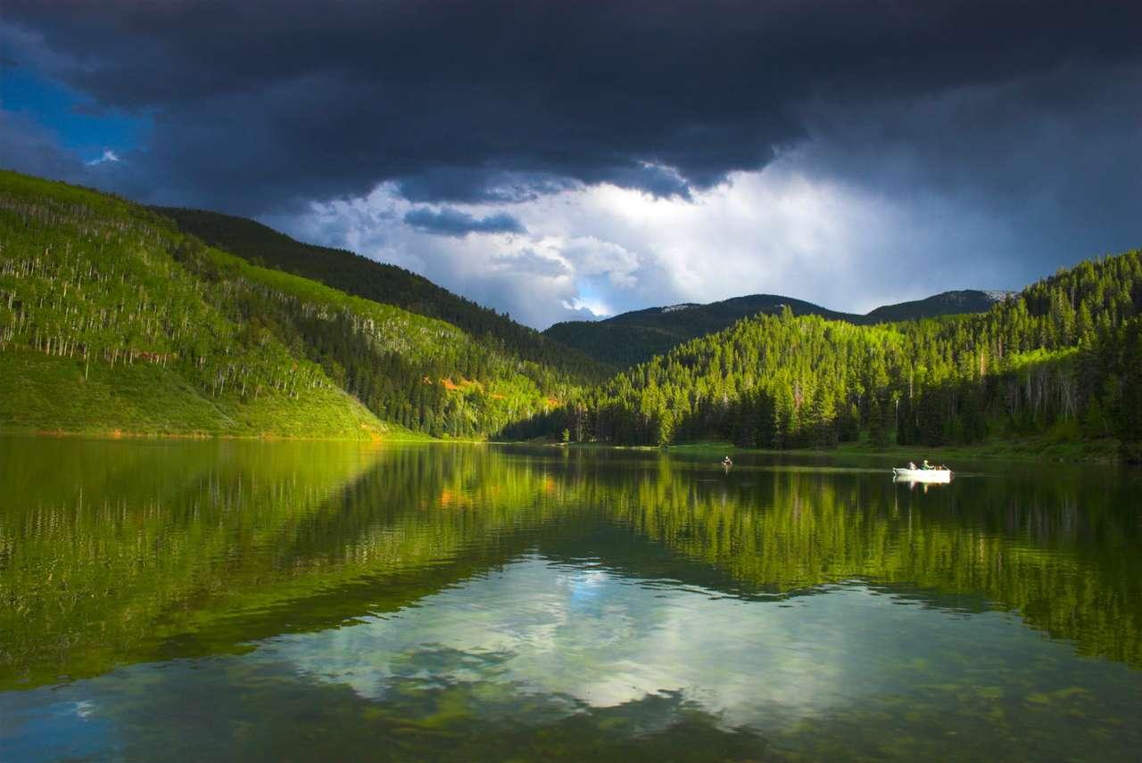 Park Stanowy Sylvan Lake (USA)