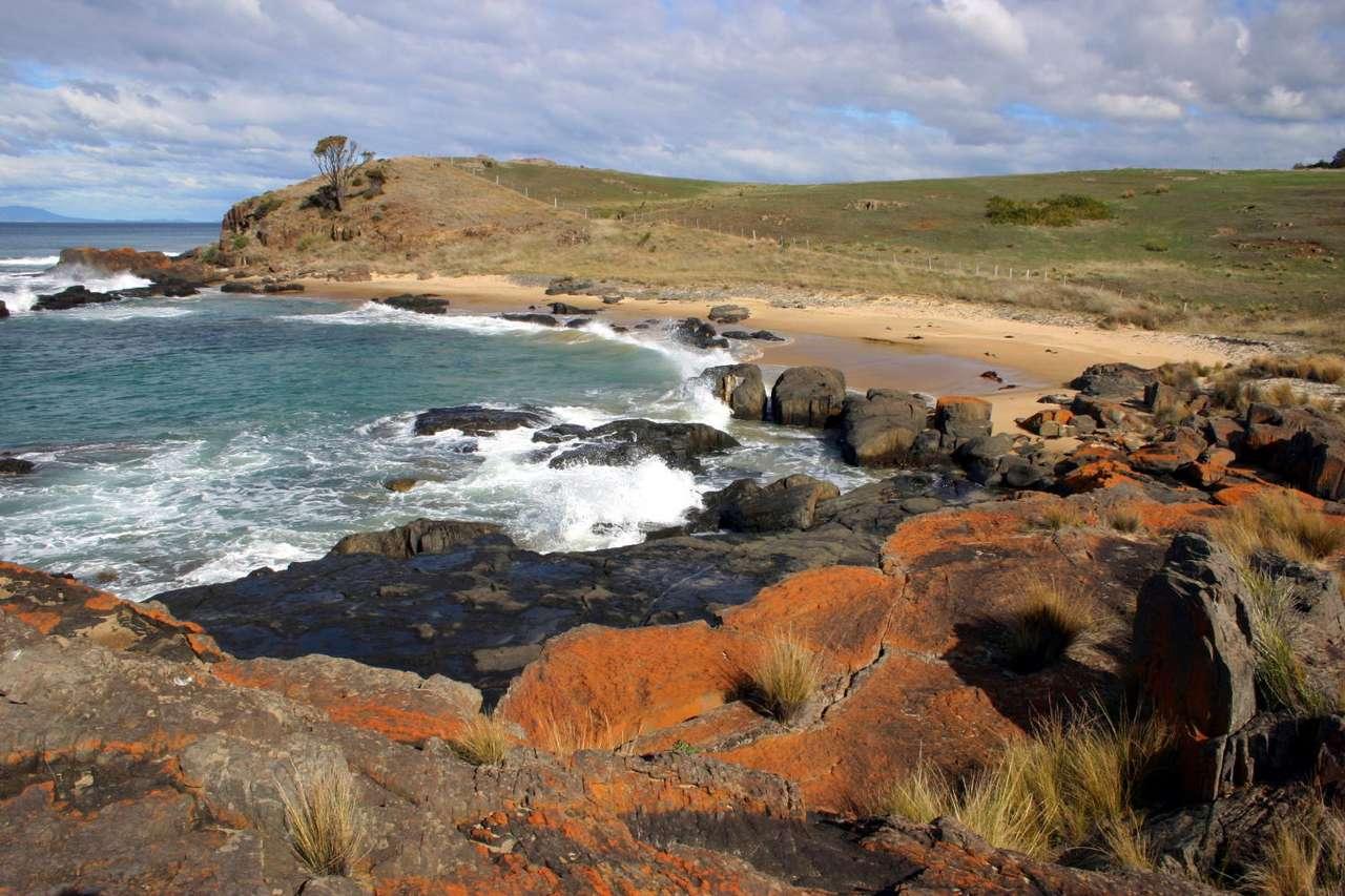 Wybrzeże Tasmanii (Australia)