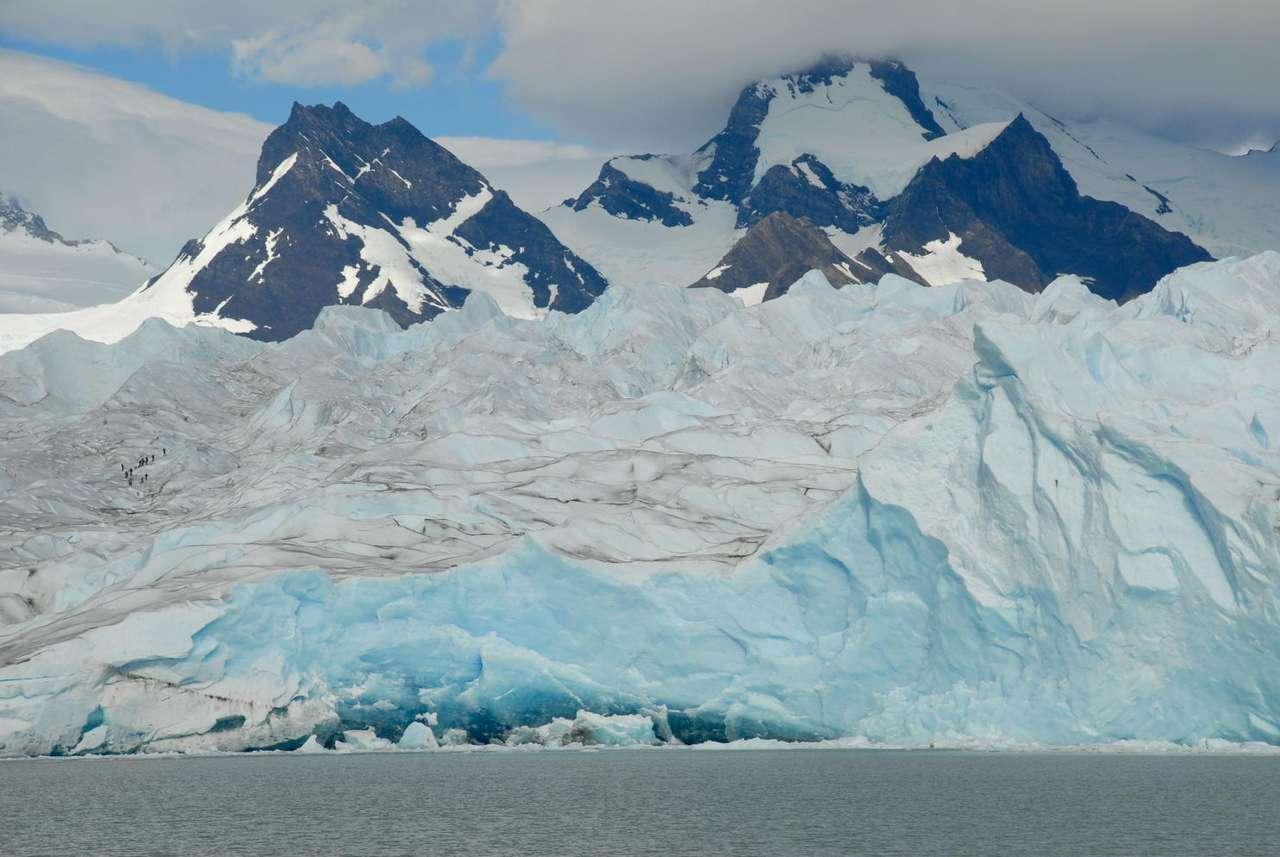 Lodowiec Perito Moreno (Argentyna)