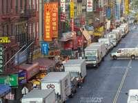 Chinatown w Nowym Jorku (USA)