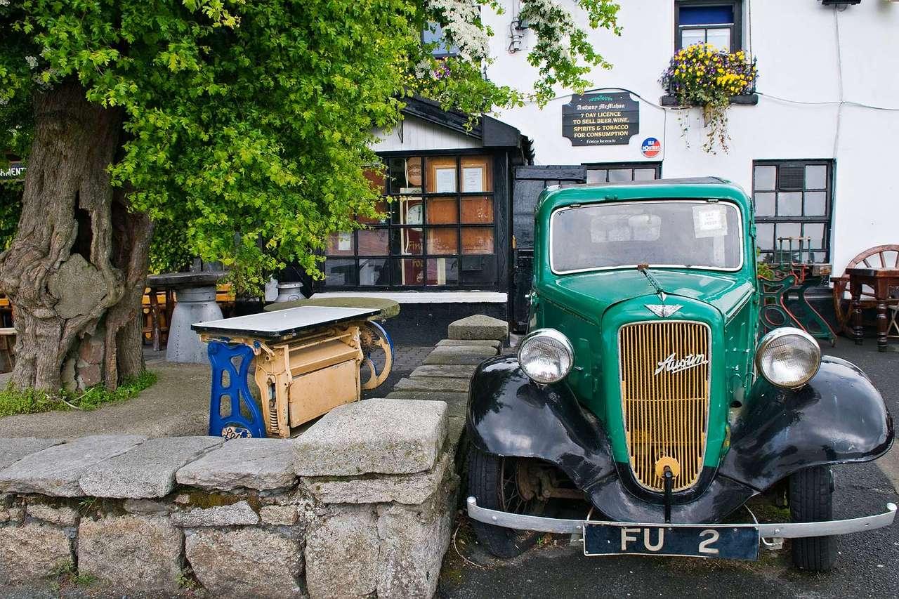 Johnnie Fox's Pub (Irlandia)