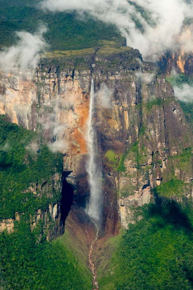 Salto del Angel (Wenezuela)