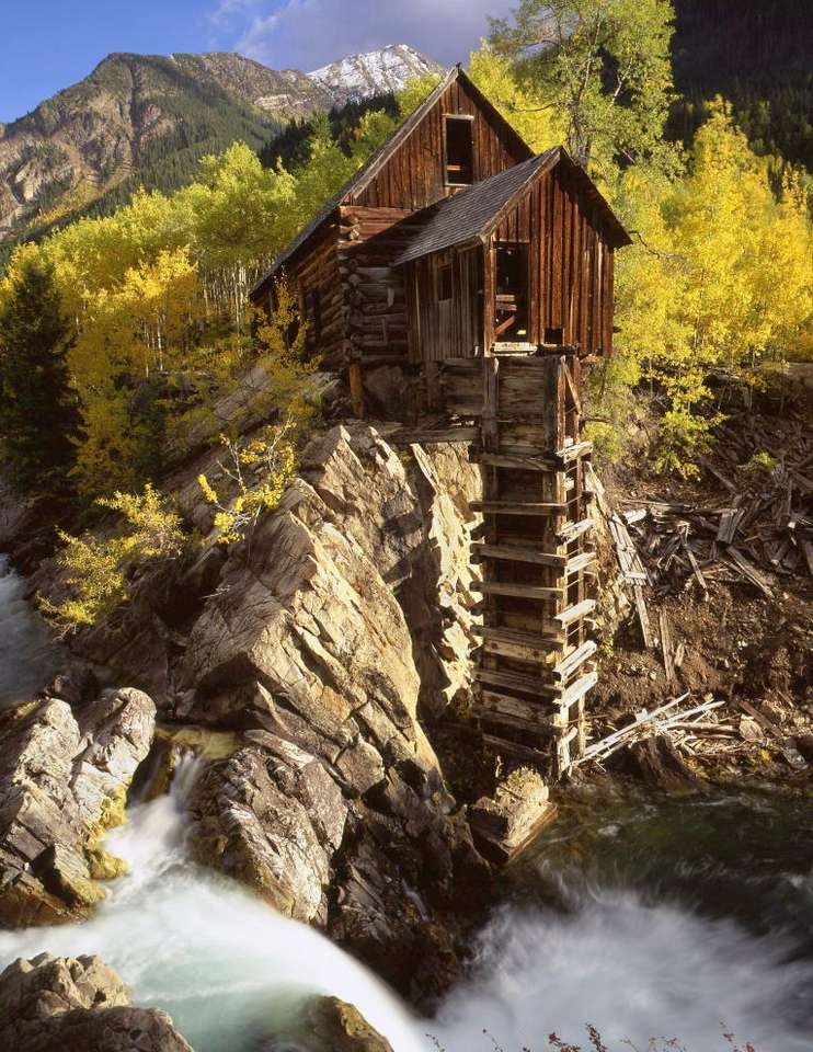 Crystal Mill (USA) puzzle online