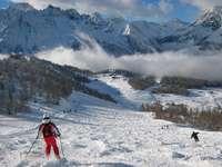 Alpejska nartostrada (Włochy)
