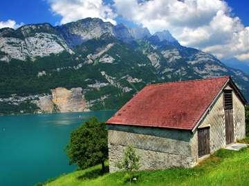 Jezioro Walensee (Szwajcaria)