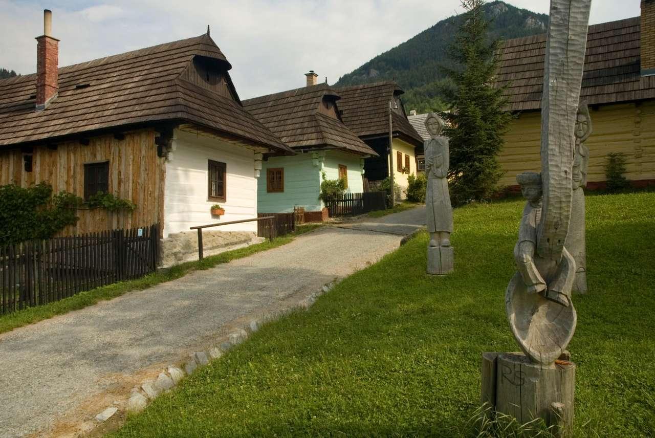 Vlkolinec (Słowacja)