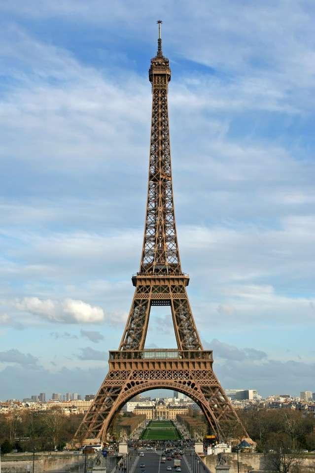 Wieża Eiffla (Francja)