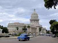 Kapitol w Hawanie (Kuba) puzzle online