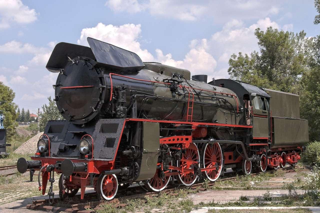 Lokomotywa parowa Ol49-44