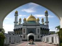 Meczet Jame'Asr Hassanal Bolkiah (Brunei)