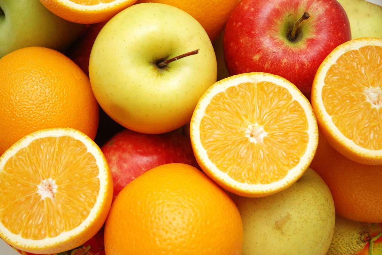 Jabłka i pomarańcze -  (15×10)