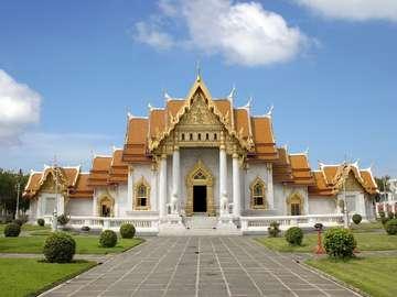 Marmurowa Świątynia (Tajlandia)
