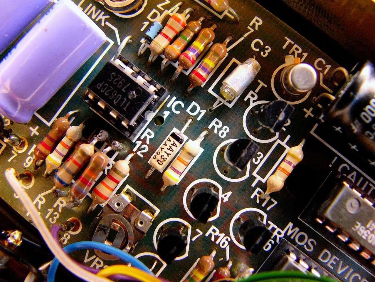 Elektronika z lat 70.