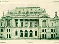 Filharmonia przed 1908 r.