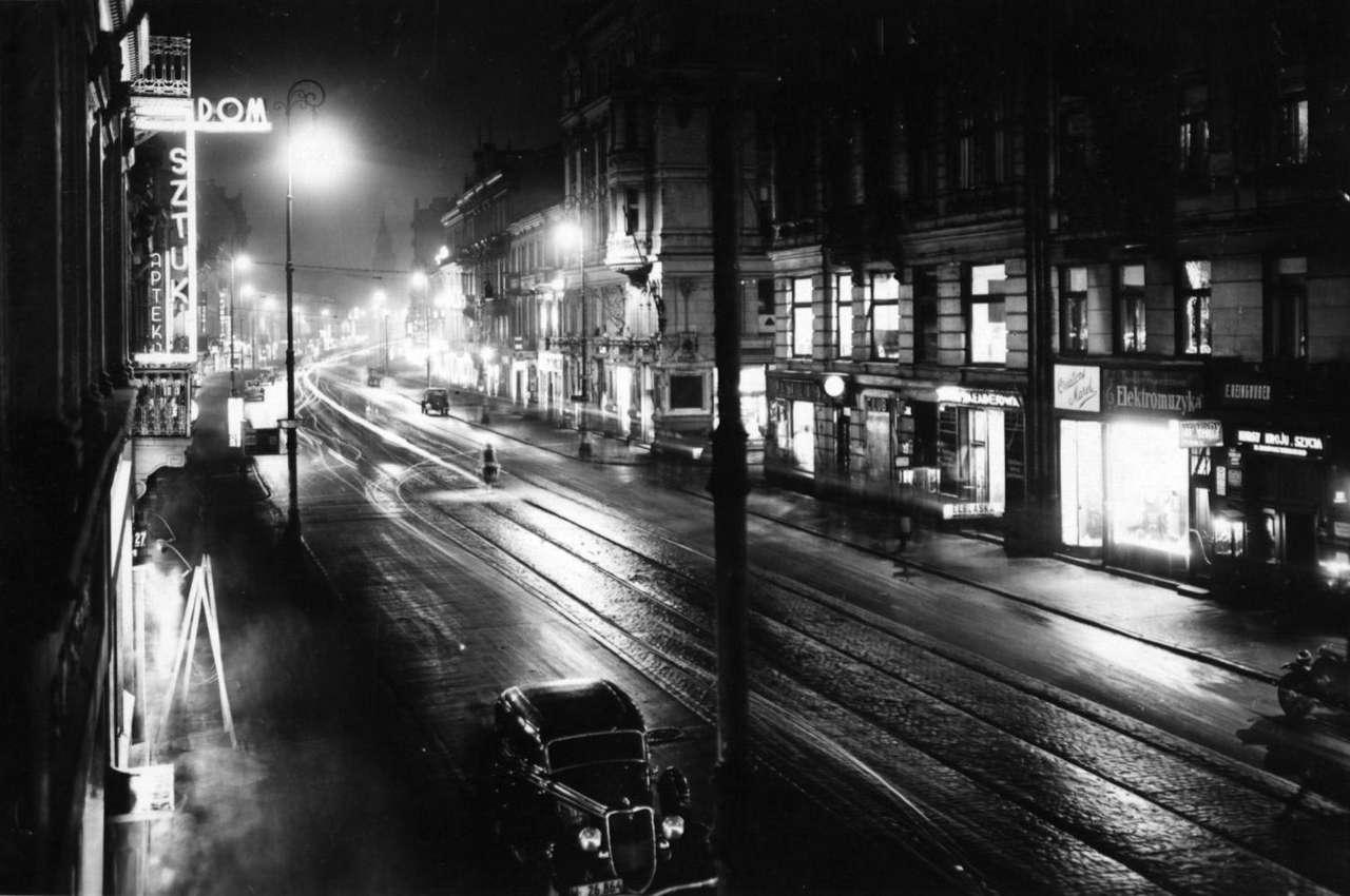 Ulica Nowy Świat, 1939 rok
