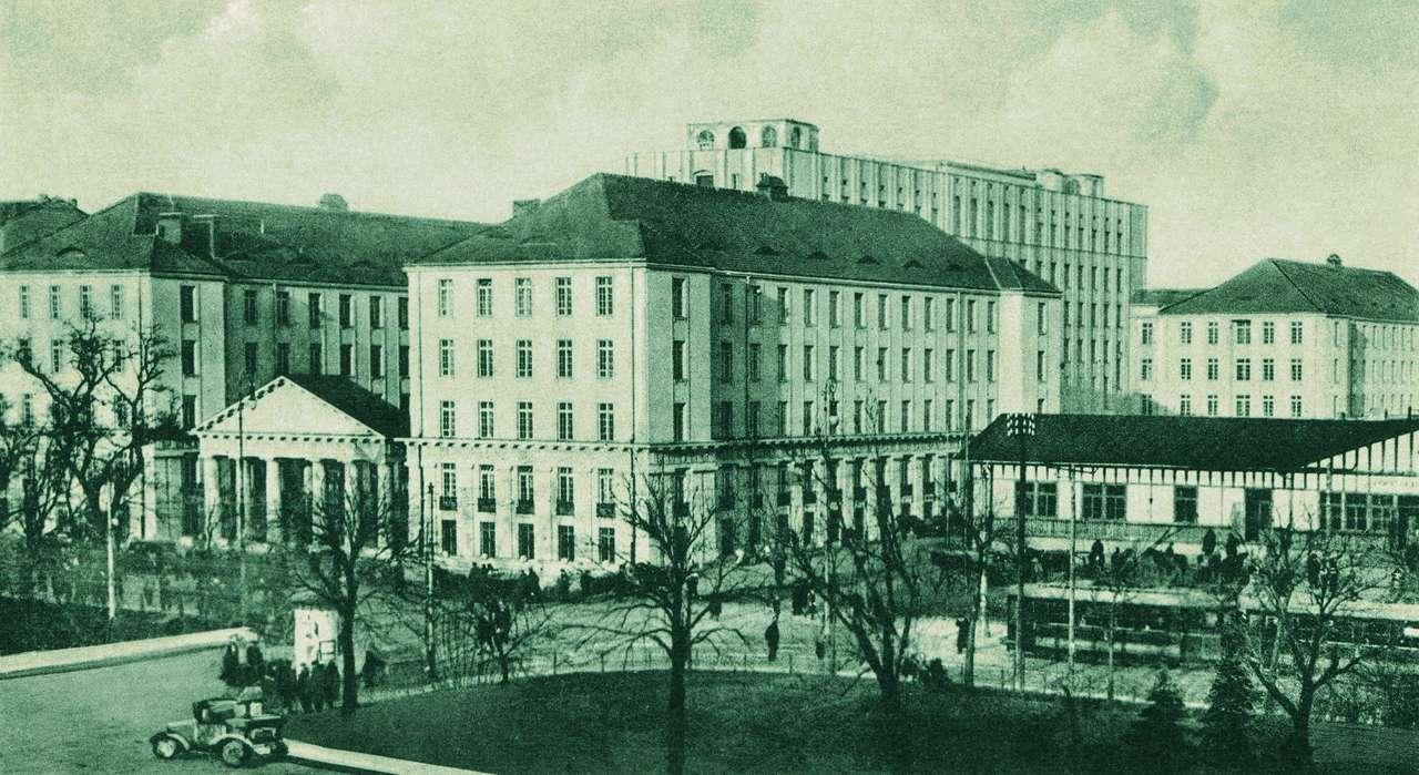 Dworzec Wileński puzzle