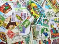 Zbiór znaczków