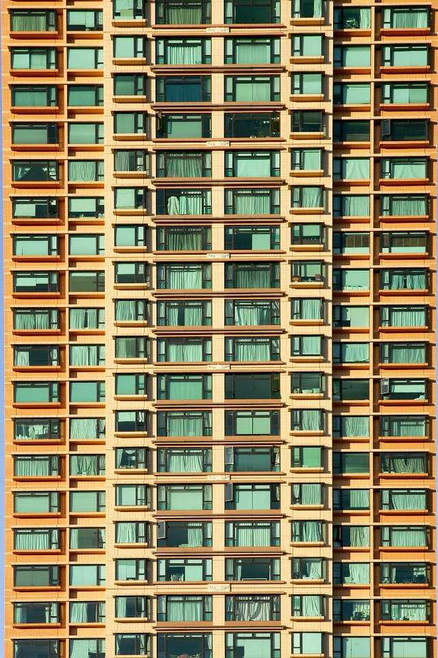 Apartamentowiec w Hongkongu