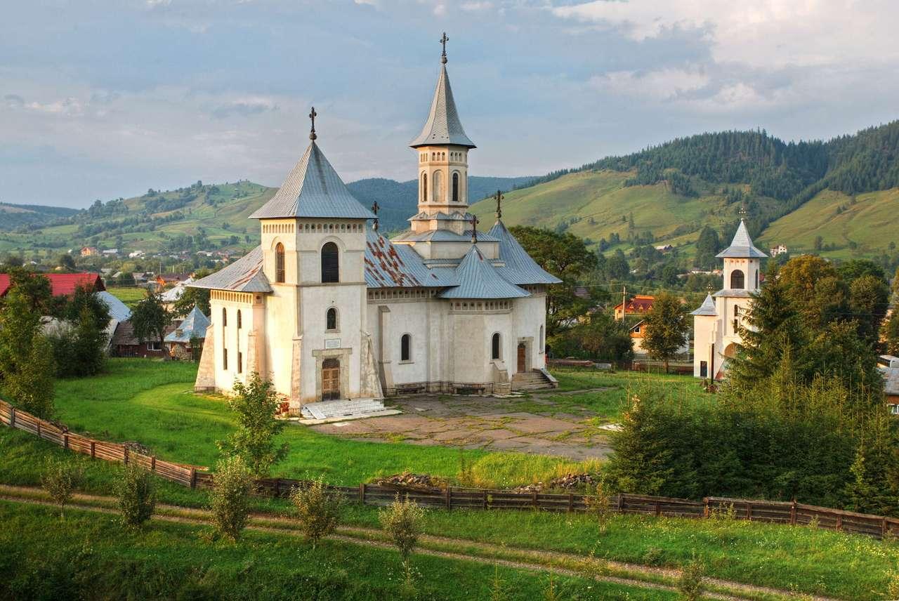 Kościół w Rumunii