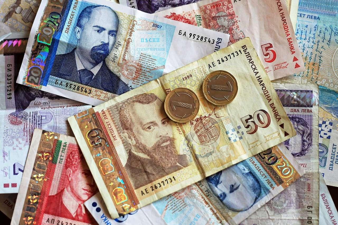 Bułgarskie banknoty i monety