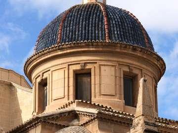 Bazylika w Elche (Hiszpania)